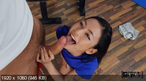 Rae Lil Black - Tiny Rae Fucks Her Trainer [1080p]