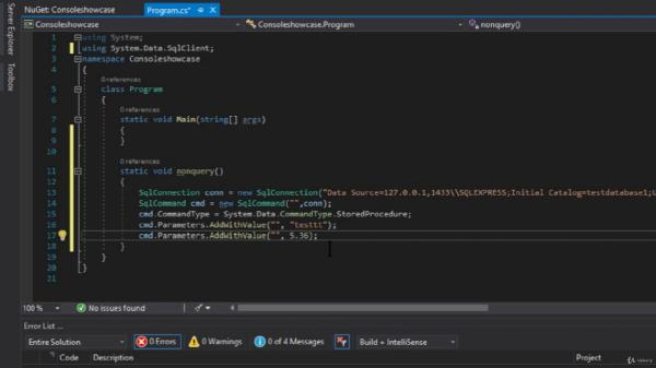 Learn Microsoft SQL server and T-SQL