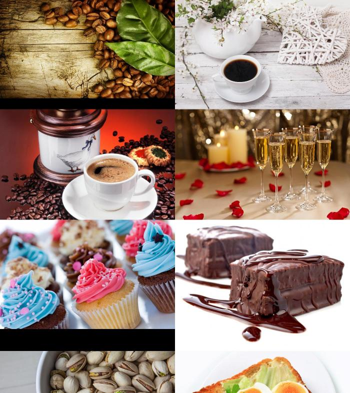 Delicious Food Wallpapers {Pack-81}
