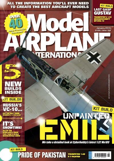 Model Airplane Int 126 2016-01