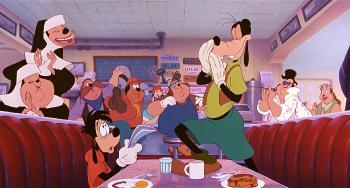 Гуфи. Фильм / Каникулы Гуфи / A Goofy Movie (1995) BDRip-HEVC 1080p | D, P, A