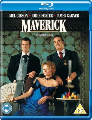 Мэверик / Maverick (1994) BDRip 1080p