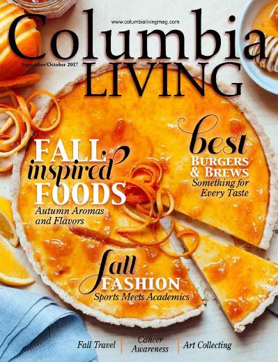Columbia Living  August-September (2017)