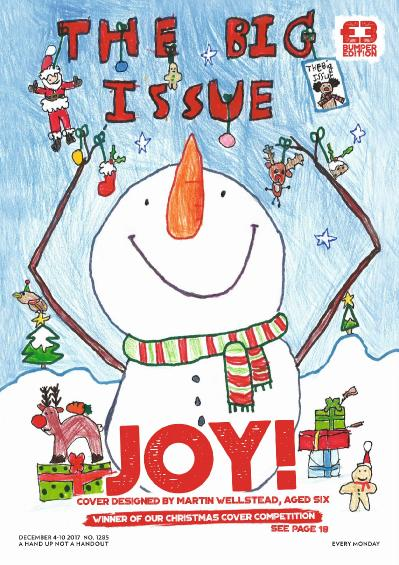 The Big Issue  December 04 (2017)