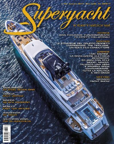 Superyacht International N 55  Autunno (2017)