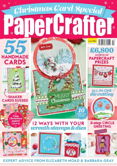 Papercrafter  Issue 113 (2017)