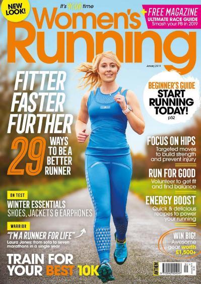 Women s Running UK  February (2019)
