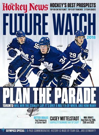 The Hockey News - April 02 (2018)