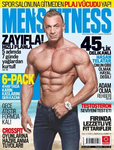 Men s Fitness Turkey  May 305 s (2017)