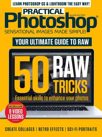 Practical Photoshop 04 (2018)
