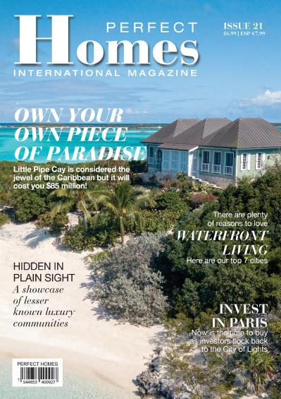Perfect Homes International - Issue 21 (2018)