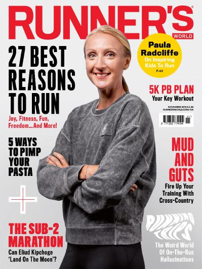Runner ' s World UK - November (2019)