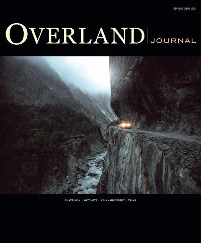 Overland Journal - March 05 (2018)