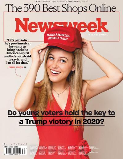Newsweek International - 27 09 2019
