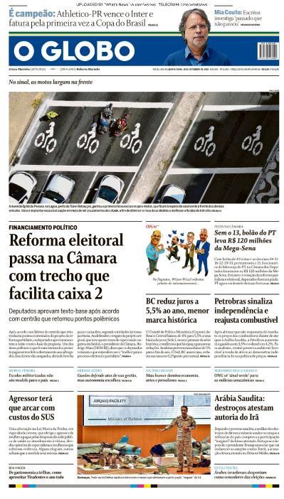 O Globo - 19 09 (2019)