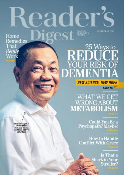 Reader ' s Digest Canada - 09 (2019)