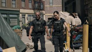Спецназ / S.W.A.T. [Сезон: 3, Серии: 1-13 (23)] (2019) WEB-DL 1080p | TVShows