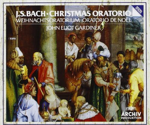 Bach   Christmas Oratorio   English Baroque Soloists, John Eliot Gardiner, The Mon...