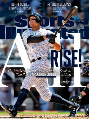 Sports Illustrated USA  May 15-22 (2017)