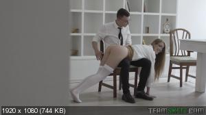 Alexis Crystal - Lusty Anal Lessons [1080p]