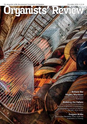 Organists ' Review  December (2018)