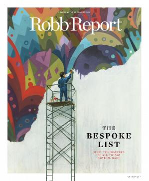 Robb Report USA  October (2017)