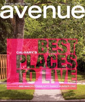 Avenue Calgary  August (2017)