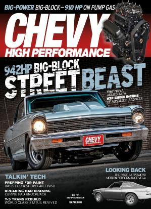 Chevy High Performance - June (2019)