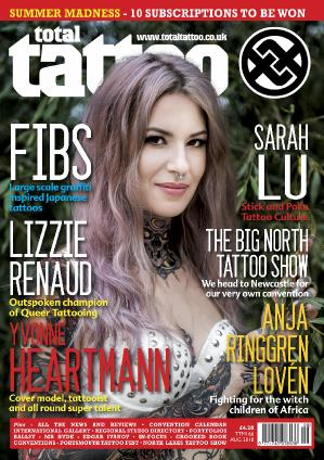Total Tattoo  August (2018)