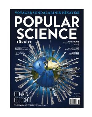 Popular Science Turkey  Ekim (2017)