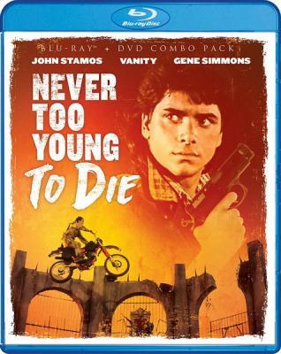 Никогда не рано умирать / Never Too Young to Die (1986) BDRemux 1080p