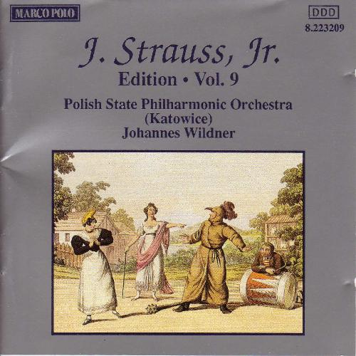 J  Strauss Jr     Complete Orchestral Edition   Slov State Philharmonic & Others  ...
