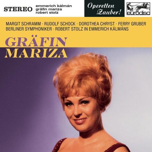 Kálmán   Gräfin Mariza   Countess Mariza   Berlin Symphony, Robert Stolz   (Excerpts)