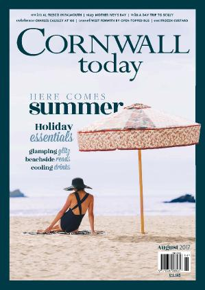 Cornwall Today  August (2017)