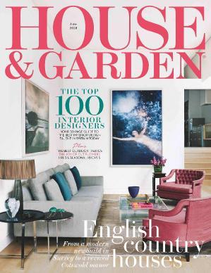 House & & Garden UK - June (2018)
