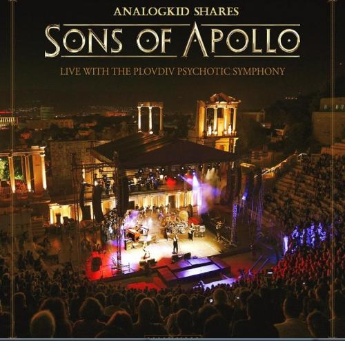 Sons Of Apollo   Live With The Plovdiv Psychotic Symphony (2019)