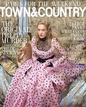 Town & & Country USA - August (2018)