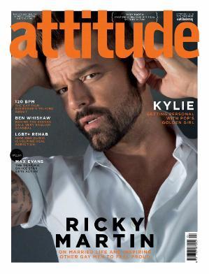 Attitude Magazine - May (2018)