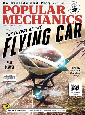Popular Mechanics USA - April (2016)