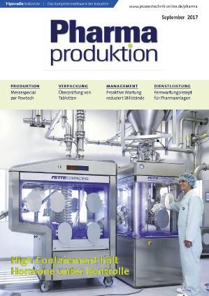 Pharma Produktion  September (2017)