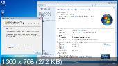 Windows 7 Профессиональная VL SP1 x86/x64 AE 2in1 by Ivandubskoj v.23.10.2019 (RUS)